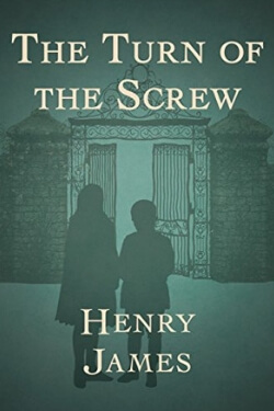 book cover The Turn of the Screw by Henry James
