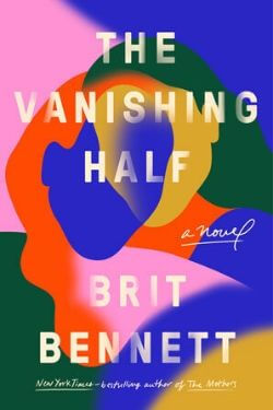 book cover The Vanishing Half by Brit Bennett