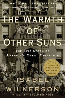 book cover The Warmth of Other Suns by Isabel Wilkerson