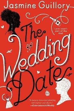 book cover The Wedding Date by Jasmine Guillory
