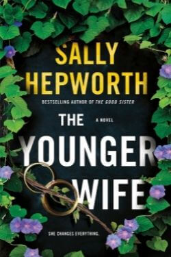 book cover The Younger Wife by Sally Hepworth