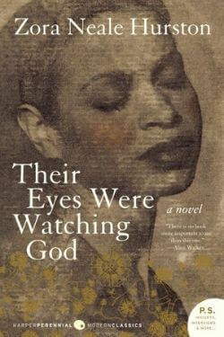 book cover Their Eyes Were Watching God by Zora Neale Hurston