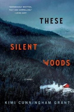 book cover These Silent Woods by Kimi Cunningham Grant