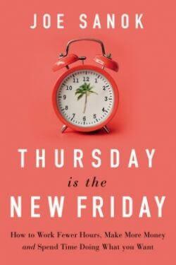 book cover Thursday is the New Friday by Joe Sanok