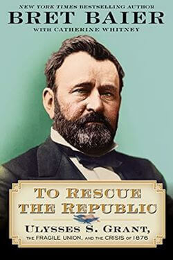 book cover To Rescue the Republic by Bret Baier
