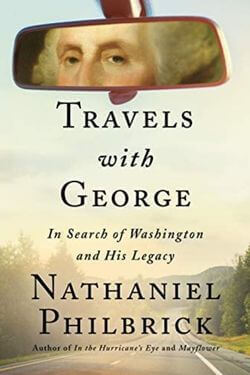 book cover Travels with George by Nathaniel Philbrick