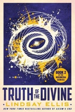 book cover Truth of the Divine by Lindsay Ellis