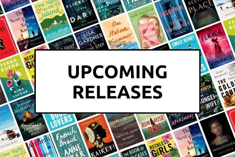 Upcoming Book Releases 2022
