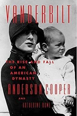 book cover Vanderbilt by Anderson Cooper