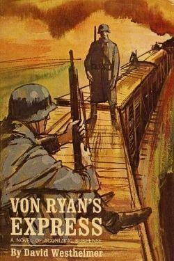 book cover Von Ryan's Express by David Westheimer