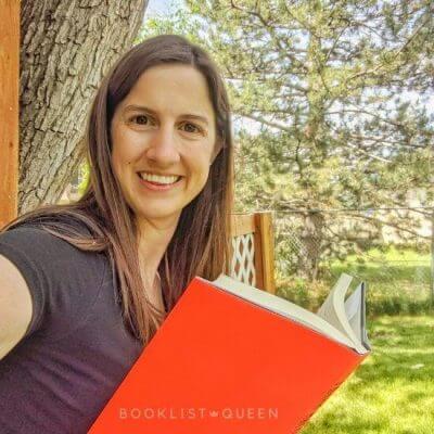 Rachael reading a book