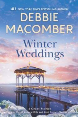 book cover Winter Weddings by Debbie Macomber