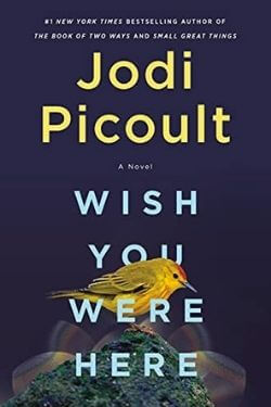 book cover Wish You Were Here by Jodi Picoult
