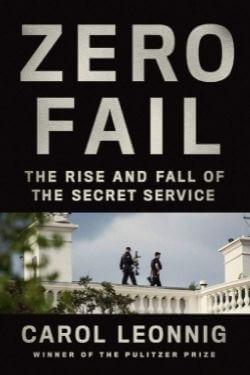 book cover Zero Fail by Carol Leonnig